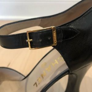 CHANEL Shoes - Chanel Mary Jane Heels